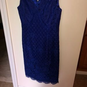 Brand new Antonio Melani fitted sheath dress in 0